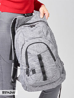 Leisure backpacks