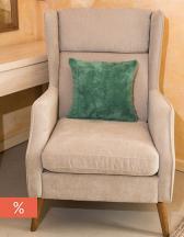 Coral Fleece Cushion Cover 40 x 40 cm