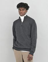 Wakhan 1/4 Zip Regen Sweater