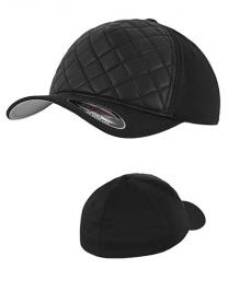 Diamond Quilted Flexfit Cap