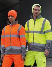 Safety Microfleece Jacket